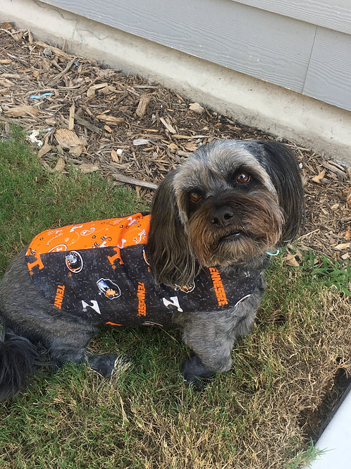 University of Tennessee Dog Jacket