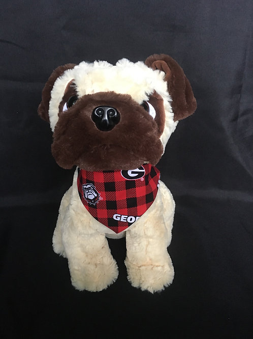 UGA Buffalo Plaid