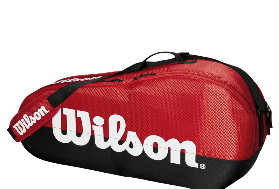 Team 2 Comp 6 Pk Blak/Red, Wilson