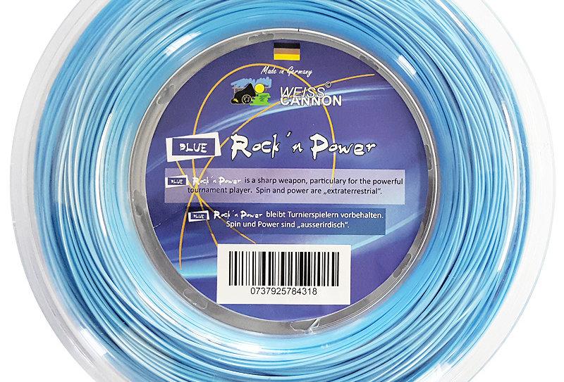 Blue Rock N Power Rollo, Weiss CANNON