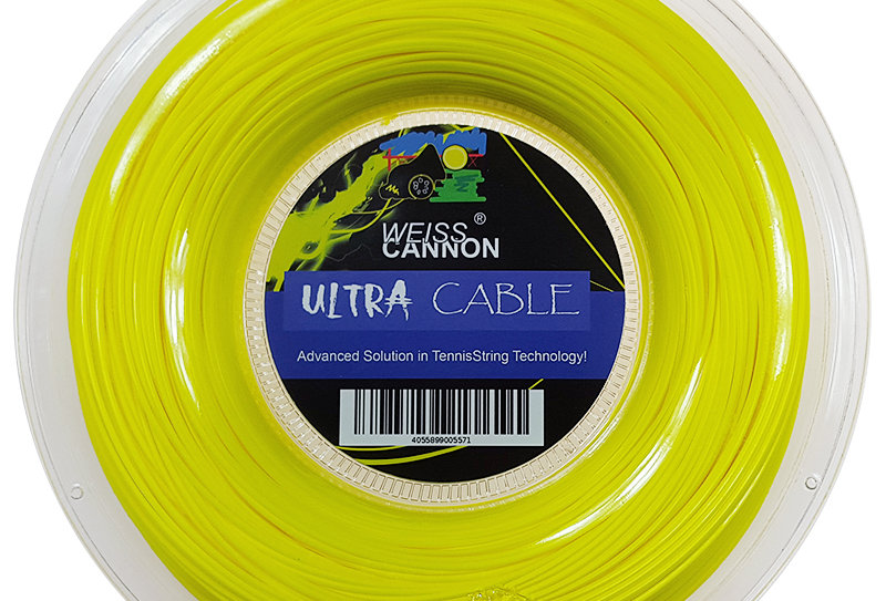 Ultra Cable Rollo, Weiss CANNON