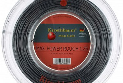 Max Power Rough Rollo, Kirschbaum