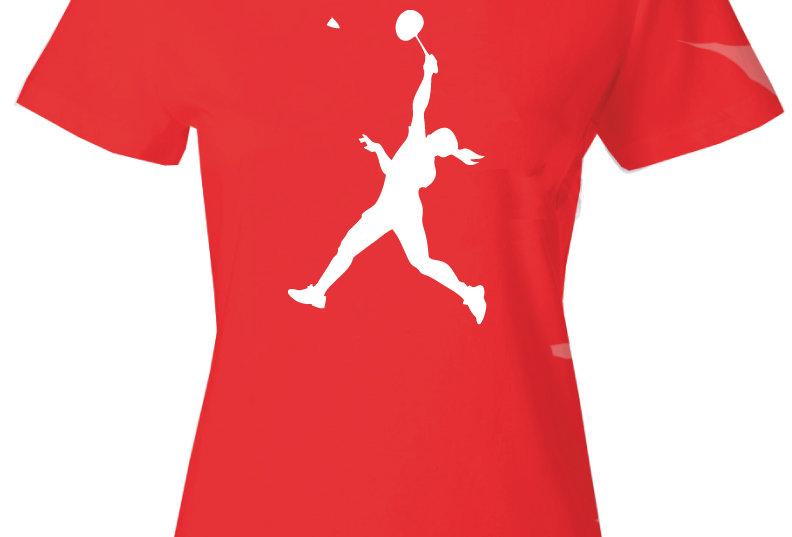 Derecha Badminton, M Rojo/Bco, Forester