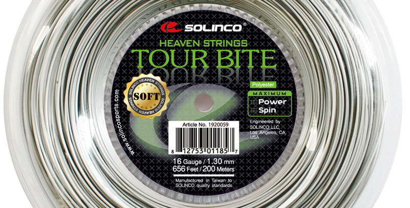 Tour Bite Soft Rollo, Solinco