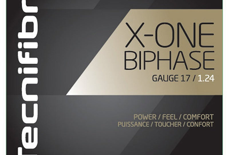 X-One Biphase Set, Tecnifibre