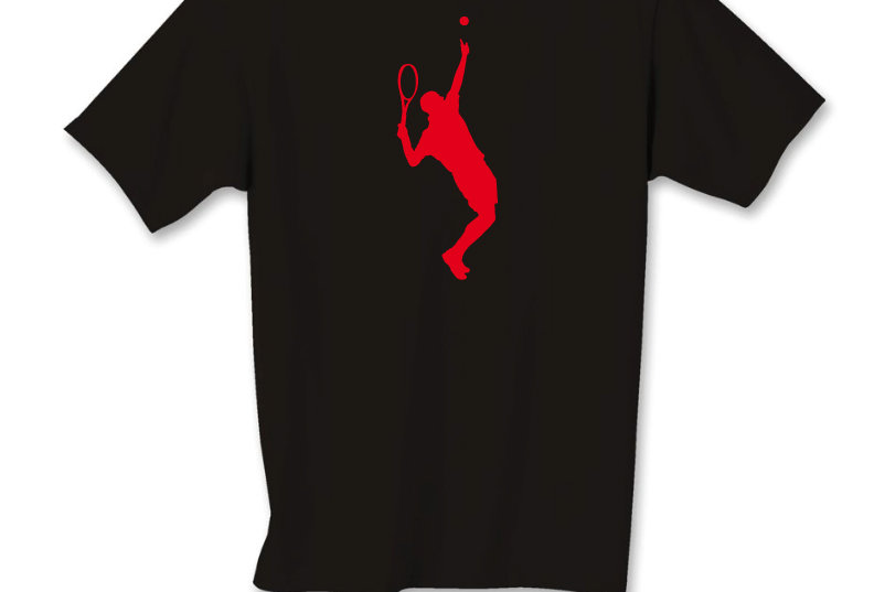 Playera Sampras Niño(a) , Forester