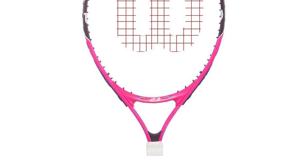 Burn 23 Pink, Wilson