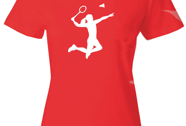 Remate Badminton, M Rojo/Bco, Forester