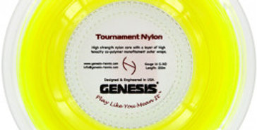 Tournament Nylon Rollo, Genesis