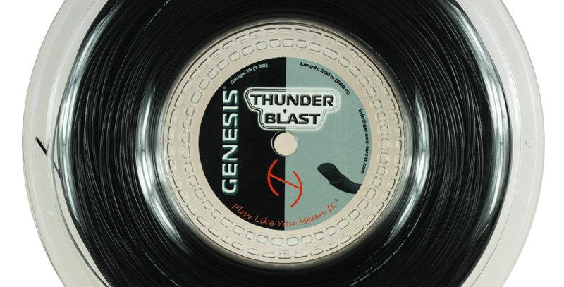 Thunder Blast Rollo, Genesis