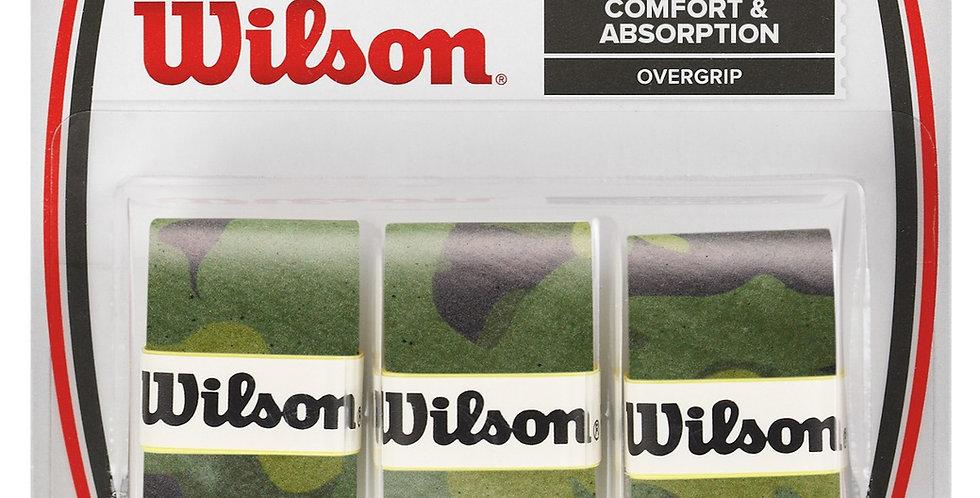 Overgrip Pro Camo Brown, Wilson