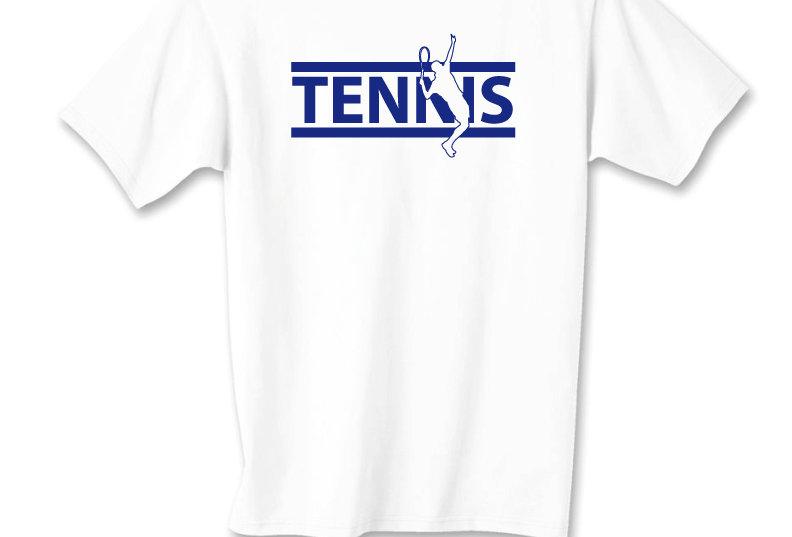 Playera Tennis Sampras Niño(a) , Forester