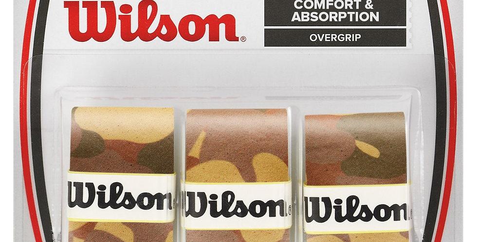 Overgrip Pro Camo Green , Wilson