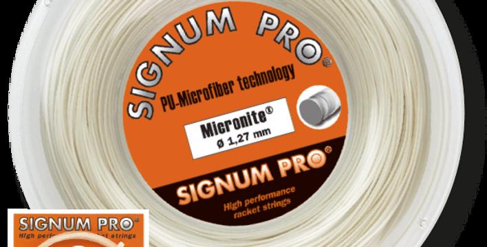 Micronite Rollo, Signum Pro