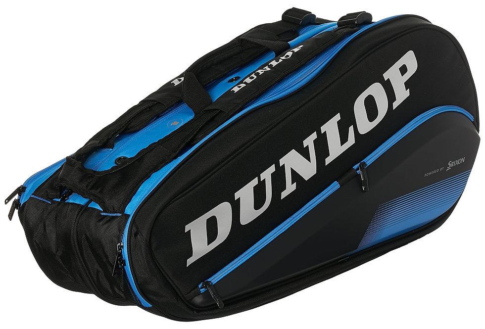 Fx Performance 8pk Themo,Negro/Azul, Dunlop