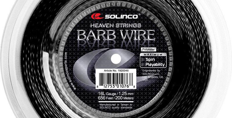 Barb Wire Rollo, Solinco