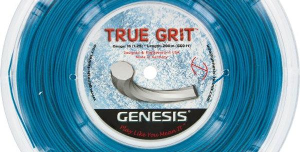 True Grit Rollo, Genesis