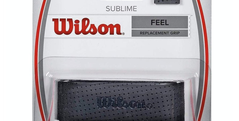 Grip Sublime Negro, Wilson