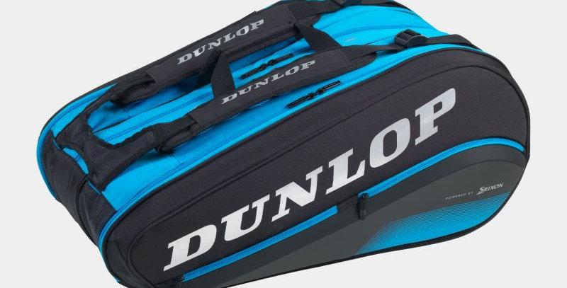 Fx Performance 12pk Themo,Negro/Azul, Dunlop