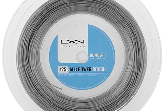 ALU Power Rough Rollo, Luxilon