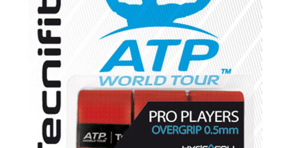 Overgrip Players Pro ATP Rojo, Tecnifibre