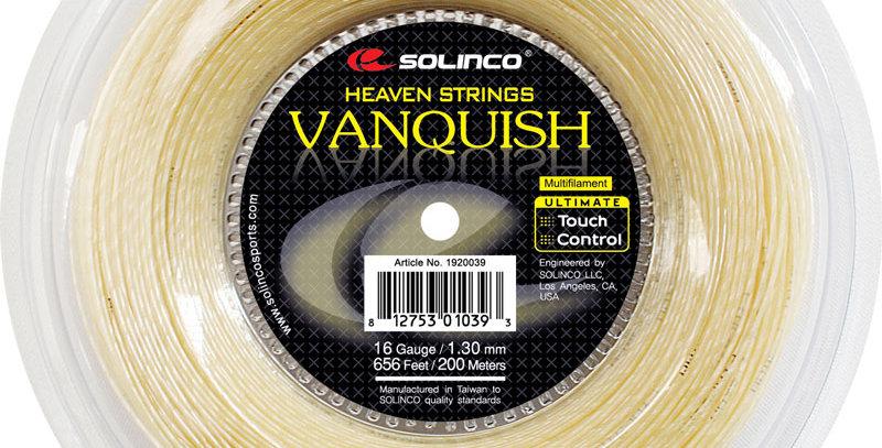 Vanquish Rollo, Solinco