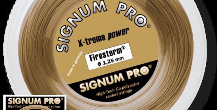 Firestorm Rollo, Signum Pro