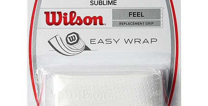 Grip Sublime Blanco, Wilson
