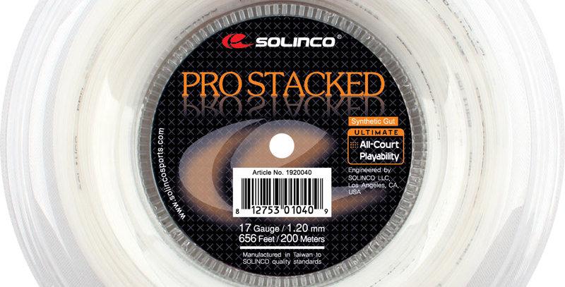 Pro-Stacked Rollo, Solinco