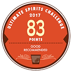 Ultimate Bev Challenge 2017 - 83 points.