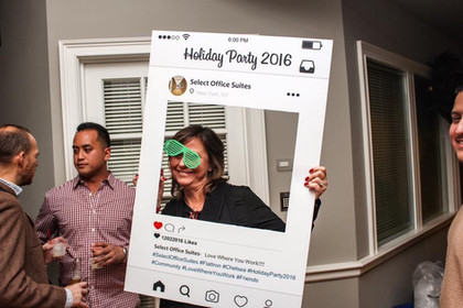 Select Office Suites Holiday Party