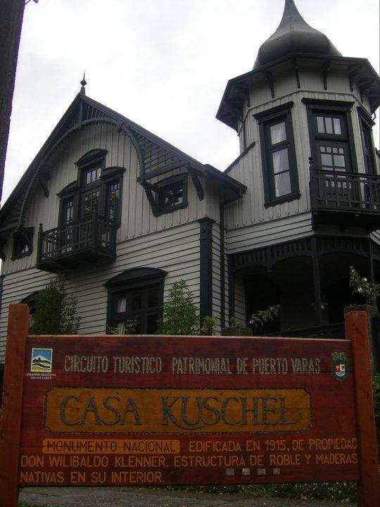 Casa Kuschel, Puerto Varas, Chili