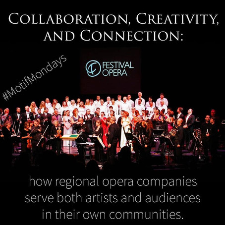 Collaboration, Creativity, and Connection: Opera Brings People Together