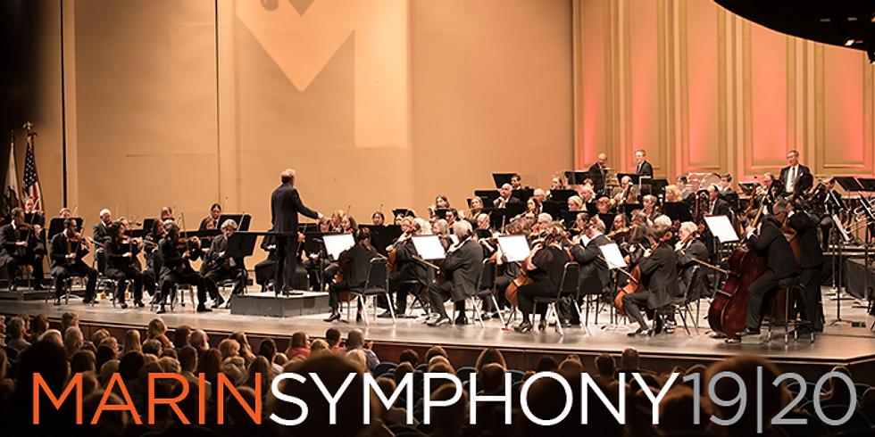 Marin Symphony - Orff: CARMINA BURANA
