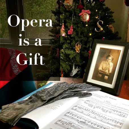 Opera is a Gift
