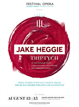 Jake Heggie Triptych