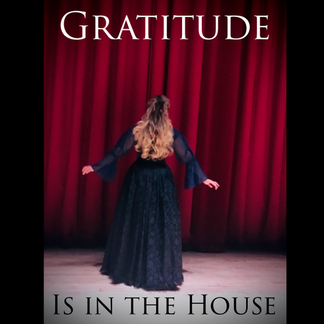 Gratitude Is in the House