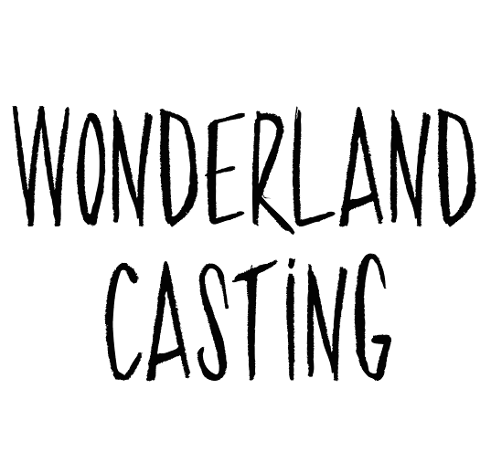 WONDERLAND CASTING LOGO