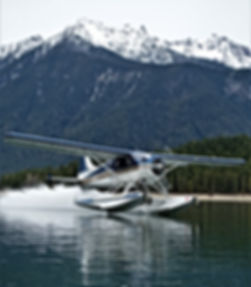 1959 De Havilland Beaver N8134G Lake Cushman WA