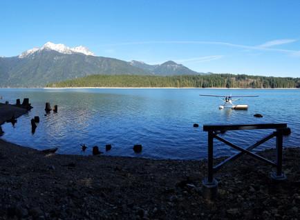 Lake Cushman WA