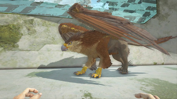 8.300+ Griffin TOP STATS PS4 PVP OFFICIAL