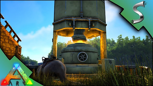 INDUSTRIAL FORGE PVP OFFICIAL PS4