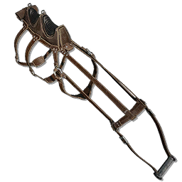 MANAGARM SADDLE (1) PS4 PVP OFFICIAL