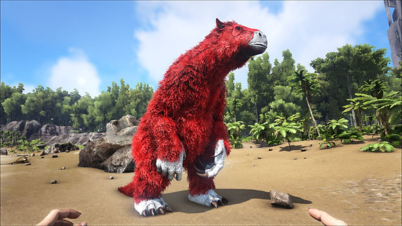 MEGATHERIUM PS4 SMALL TRIBES