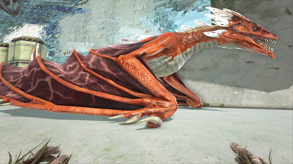 EVENT  LIGHTNING WYVERN (Official pvp ps4)