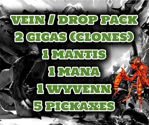 Element Vein/Drop Pack (pc pvp)