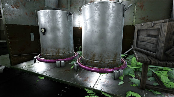 Industrial Cooker PS4 SMALL TRIBES