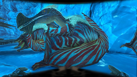 TOP STATS Tropeognathus PVP PS4 OFFICIAL