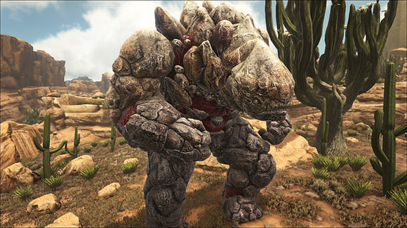 GOLEM PS4 SMALL TRIBES