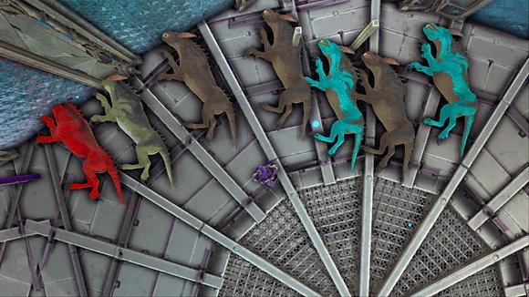Grown Ravanger PS4 PVP OFFICIAL